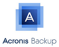 Logotipo Acronis Backup in cloud
