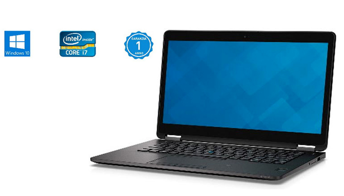 NOTEBOOK DELL LATITUDE E7470 – 549 + Iva