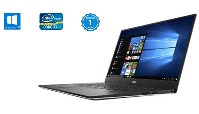 NOTEBOOK DELL XPS15 9560 – € 1160 + Iva
