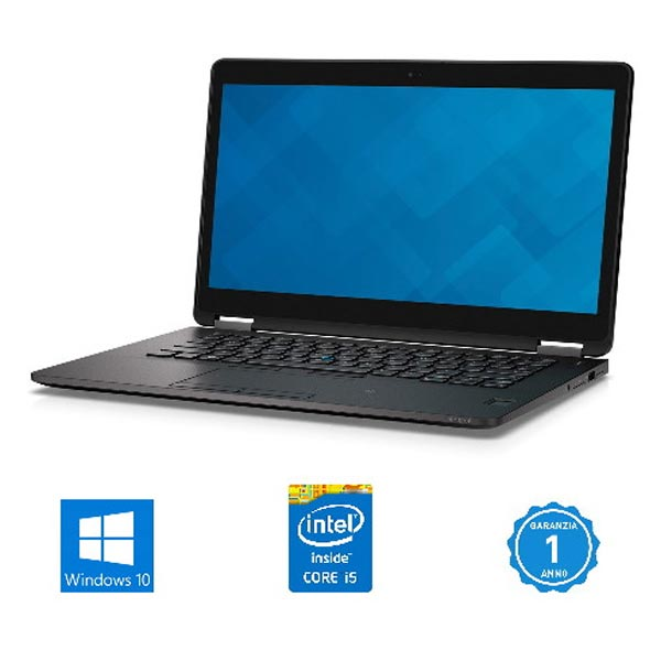 VENTUNOCENTO Notebook usato DELL latitude e7470